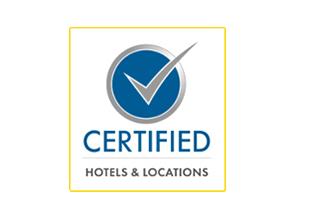 """Auszeichnung """"Certified Hotels & Locations"""""""